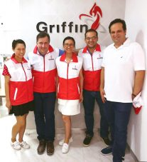 Griffin - Preparativos na China para o Congresso